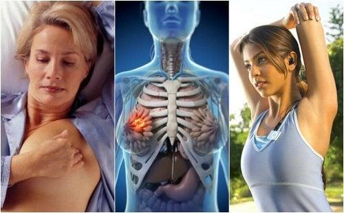 Можете ли да се предпазите от рак на гърдата? 6 препоръки от нас