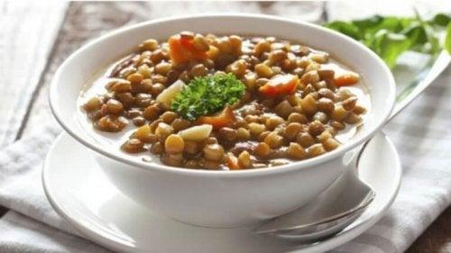 За лечение на дивертикулит: препоръчително ястие