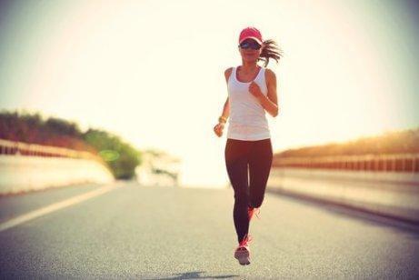 Спортуването ще ви помогне да се справите с тревогата.
