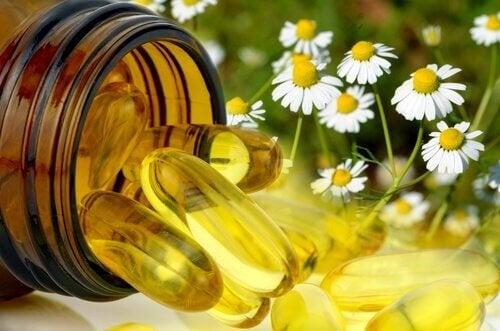 витамин В3 за по-бърз растеж на косата