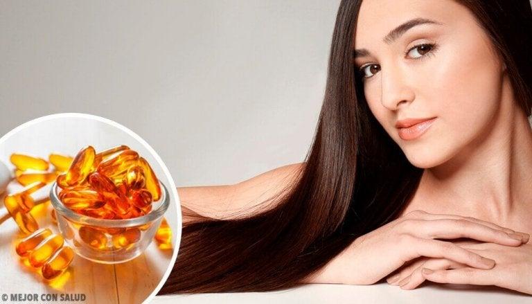 6 ключови витамина за бърз растеж на косата