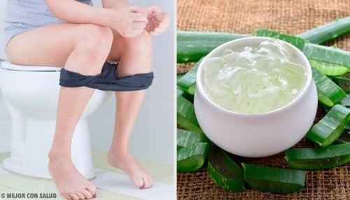 За лечение на хемороиди: 5 ефективни натурални средства