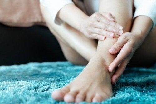 Болестта на Уилис-Екбом или синдромът на неспокойните крака (RLS)