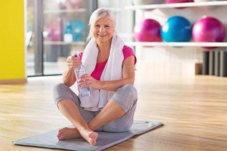 Физическите упражнения спомагат лечението на остеоартрита.