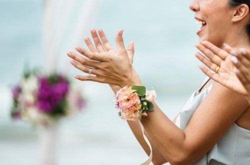 Как да изглеждате перфектно на една сватба