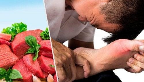 7 храни, които водят до повишени нива на пикочната киселина