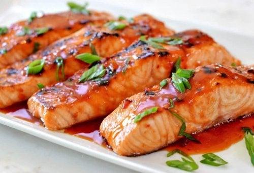 Рибата трябва да присъства поне два пъти седмично в менюто ни.