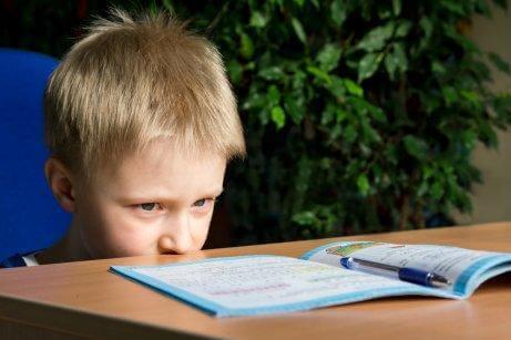 Затруднения с ученето при децата