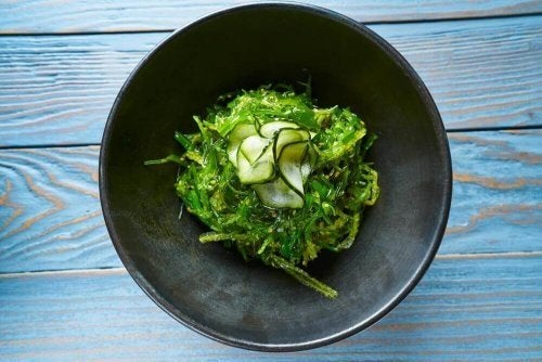Има различни видове ядливи водорасли.