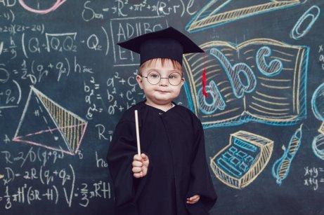 WISC тестът се използва за оценяване на интелектуалните заложби на децата.