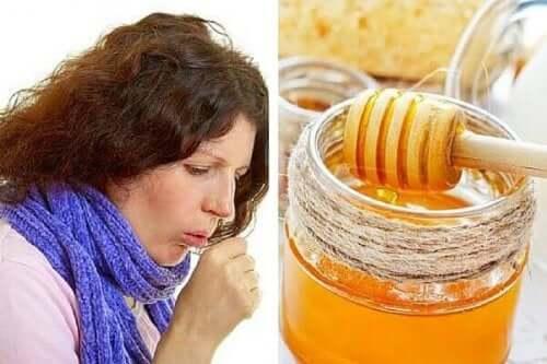 Три домашни сиропи за суха кашлица