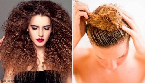 5 страхотни прически за къдрава коса