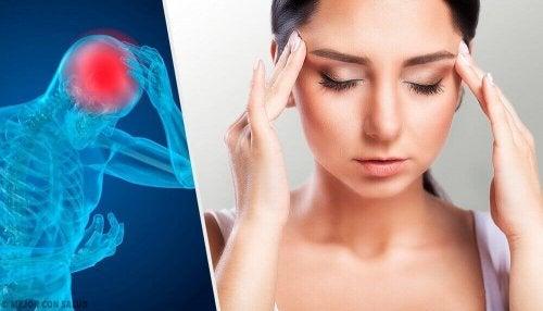 5 причини за често срещаното главоболие