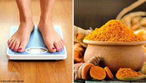 Отслабването с куркума: рецепти и ползи