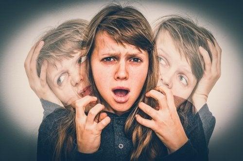 Видове симптоми на шизофреноформното разстройство
