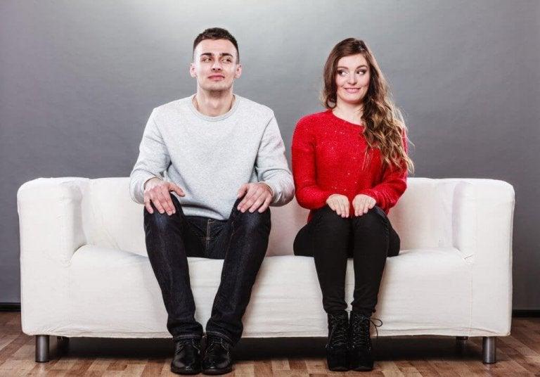 6 разлики между любовта и навика