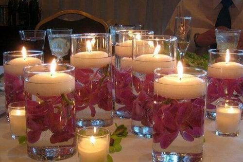 свещи за по-уютен дом