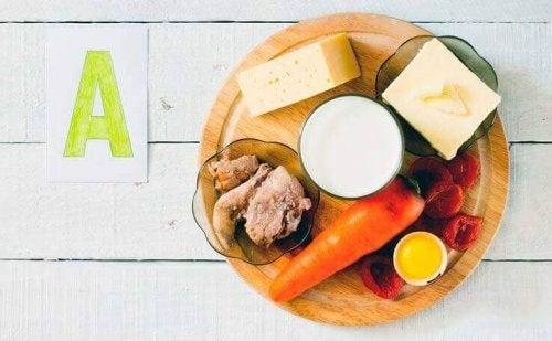 За подсилване на имунната система: колаж с храни, които съдържат