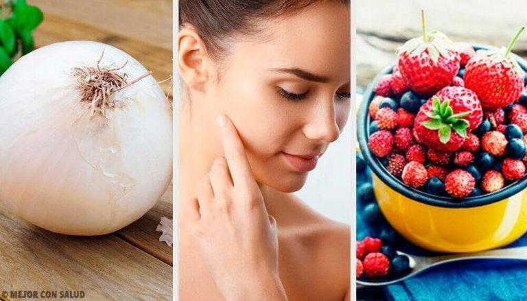 Необходимото количество колаген за кожата: 8 храни, които го доставят