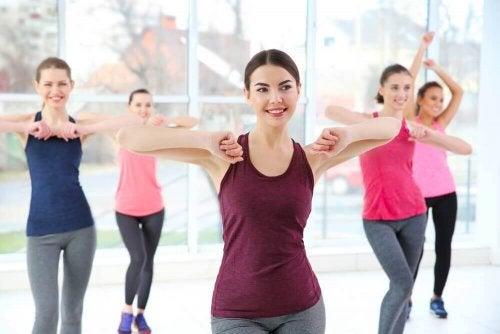 Рутинни упражнения за тонус: танцуване