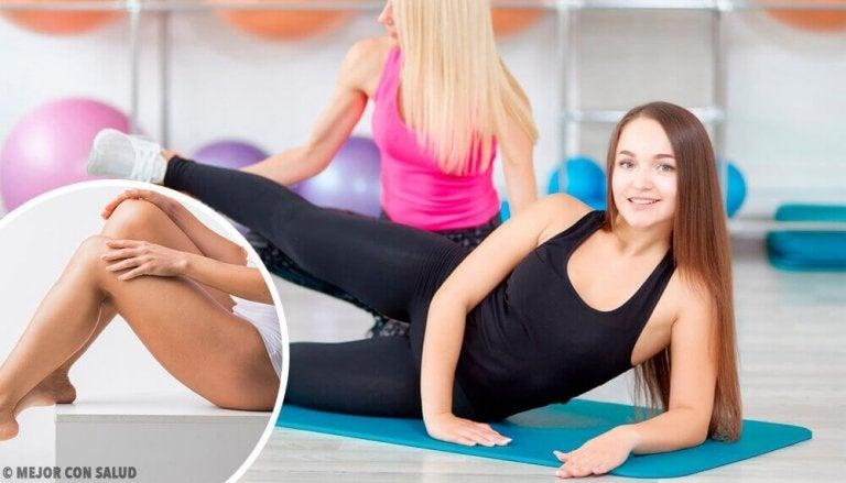 5 рутинни упражнения за тонус на краката