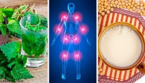 При болки в костите: 6 натурални средства