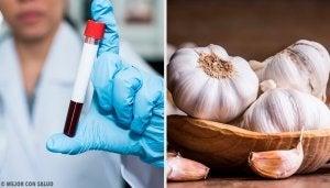 Научете за антикоагулантното действие на чесъна