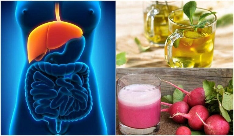 Затлъстелият черен дроб: натурални средства за лечение