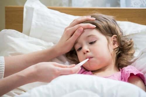 Симптомите на грип са много неприятни.