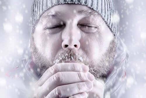 Ниска телесна температура от измръзване