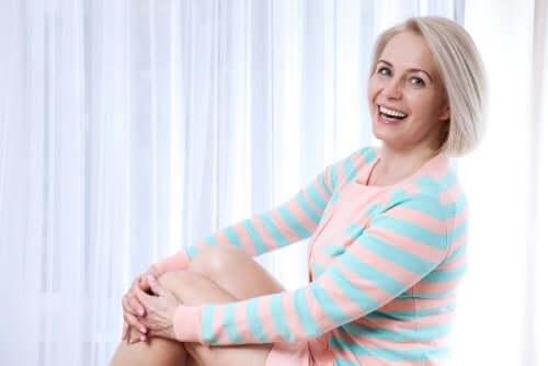 Приемете с усмивка промените на менопаузата.