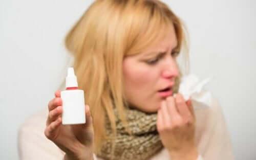Предписване на назални лекарствени средства