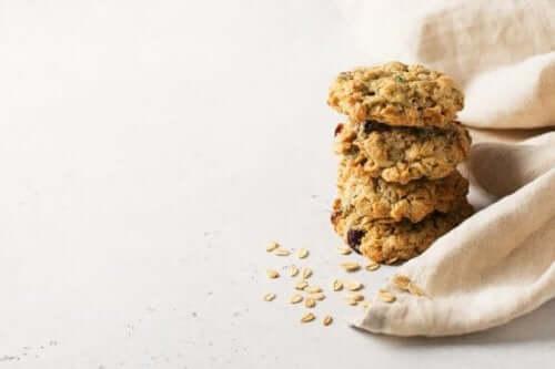 Овесените бисквити: здравословни ползи и рецепти