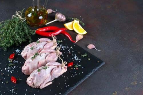Рецепта за дивечово пилешко месо