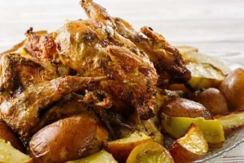 Рецепта за вкусна домашно приготвена яребица с вино