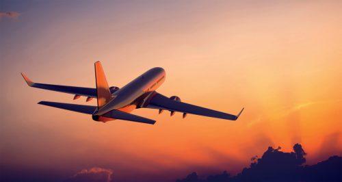 Пътуване на дълги разстояния: снимка на самолет