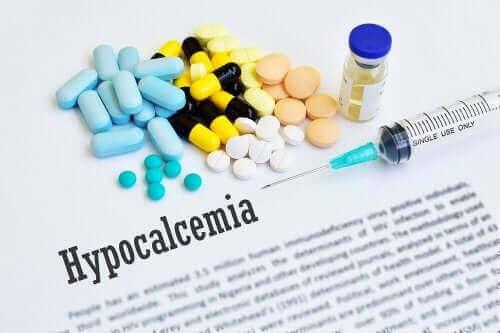 Заболяването хипокалцемия: симптоми и лечение