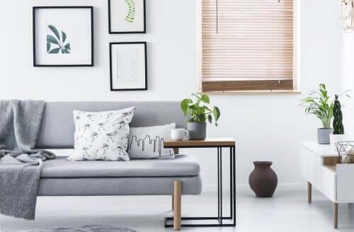 Минимализмът: как да подредите дома си според този стил