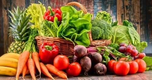 Плодовете са едни от основните източници на разтворими фибри.