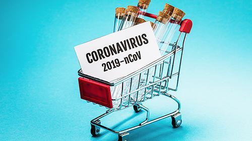 Кризата с коронавируса доведе до дефицит на редица стоки.