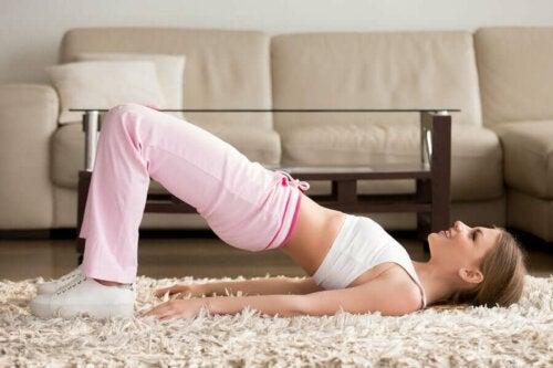 5 домашни упражнения по време на карантината от коронавирус