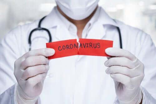 Често срещани митове за коронавируса