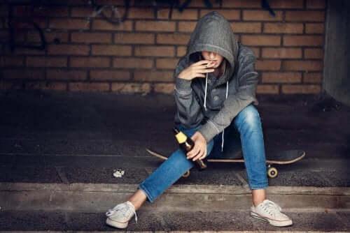 Зависимост към алкохол и цигари