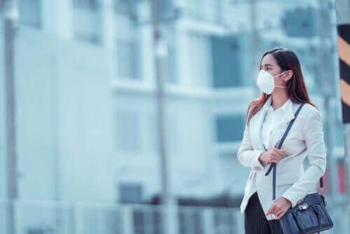 Видове маски за защита срещу коронавируса