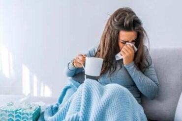 Как грипът засяга организма