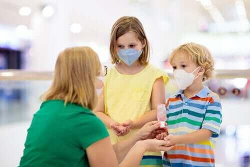 Коронавирусът при децата: всичко, което трябва да знаете
