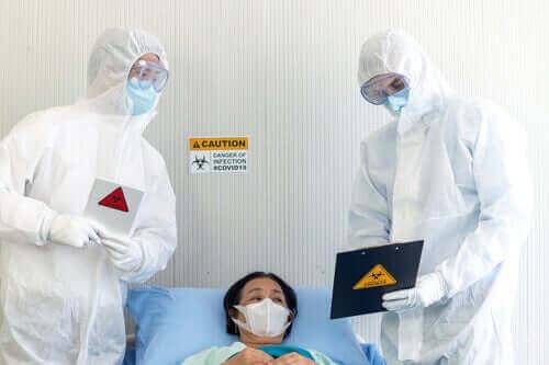Предпазни мерки срещу коронавируса