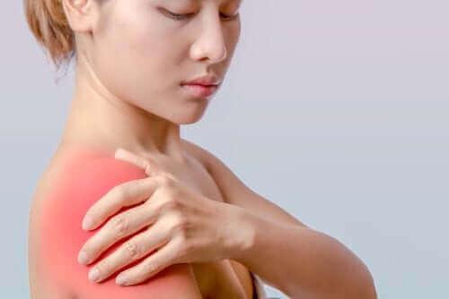 Разкъсването на раменната става: Фази на рехабилитация