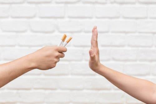 Рецидивите не са рядкост сред спрелите цигарите.