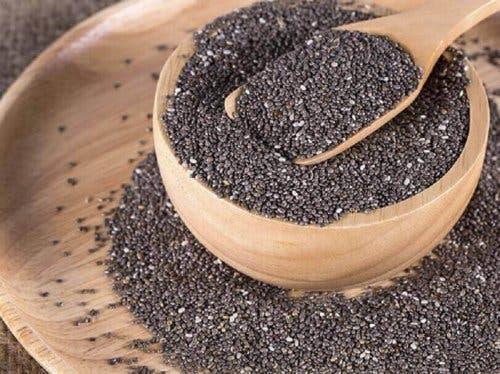 Семената от чиа са богати на редица полезни за организма вещества.